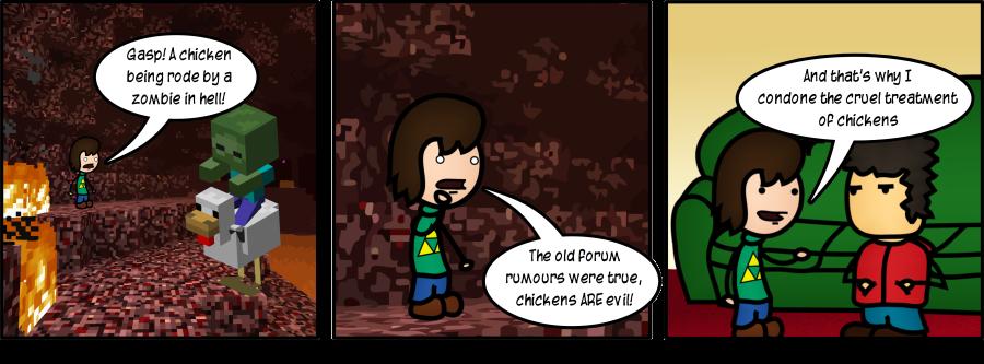 Returning to Minecraft: Part 3