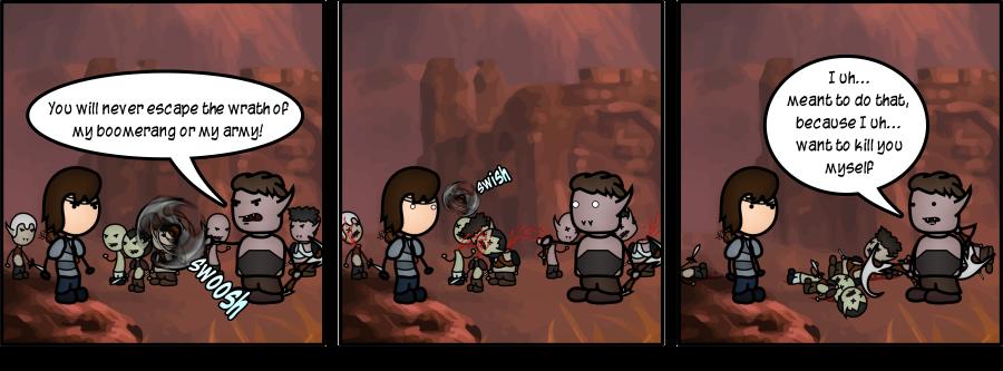 The Secret Life of Orcs: Part 3