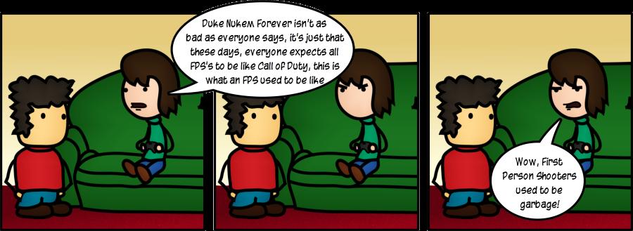 Duke Nukem Never-Ever