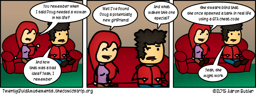 The Date: Part 1